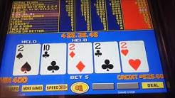 Everyday Vegas, Vegas Vlog: How to Video Poker & BIG WIN Video Poker