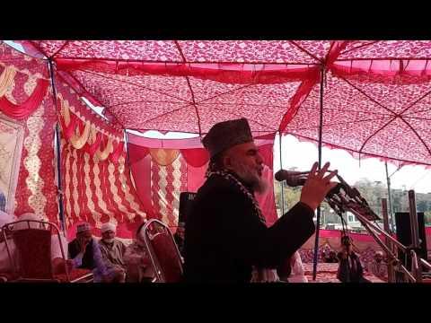 Allama Mushtaq Ahmad Khan sb ka jammu mai bayan ...