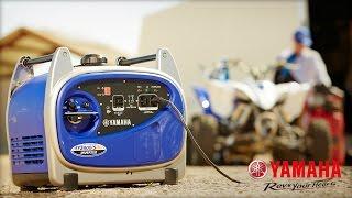 Yamaha EF3000iSEB Generator - Model Home