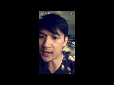 Harry Shum Jr Pays Tribute To Cory Monteith Three Years After His Death