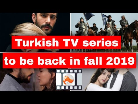 Turkish TV series to be back in fall 2019