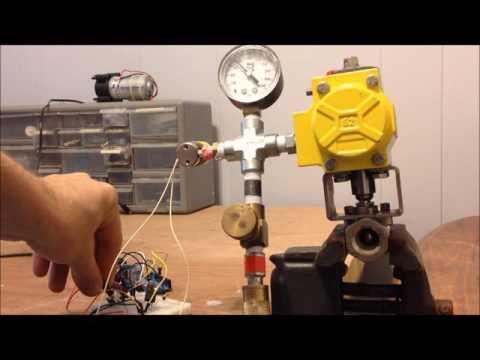 Signal To Pressure Transducer