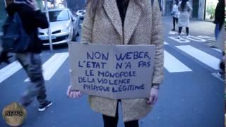 ROUEN 11/02/17 : MANIFESTATION EN SOUTIEN À THÉO ET CONTRE LES VIOLENCES POLICIÈRES