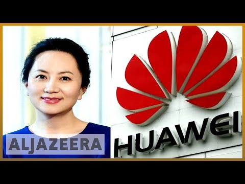 🇨🇦🇨🇳Canada arrests CFO of Chinese telecoms giant Huawei | Al