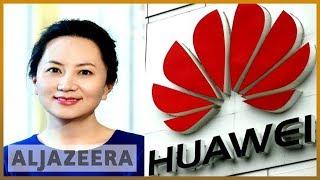 🇨🇦🇨🇳Canada arrests CFO of Chinese telecoms giant Huawei | Al Jazeera English