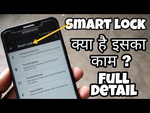 Smart Lock Hidden Tricks & Tips  Any Samsung & Android Device J7 Max, J7 Pro, J7 Prime, [HINDI]