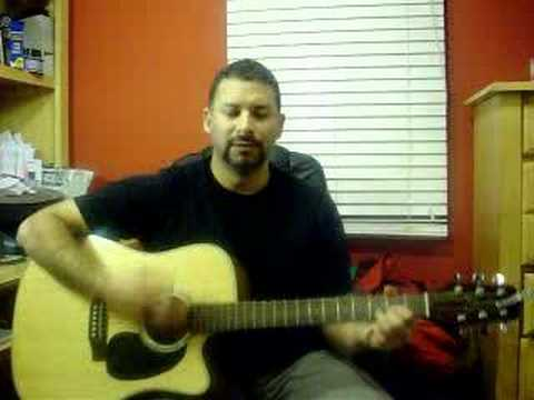 Your Man Josh Turner Cover by Darrel Fuentes