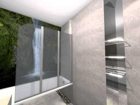 Projekt łazienki 3d Gratis Youtube