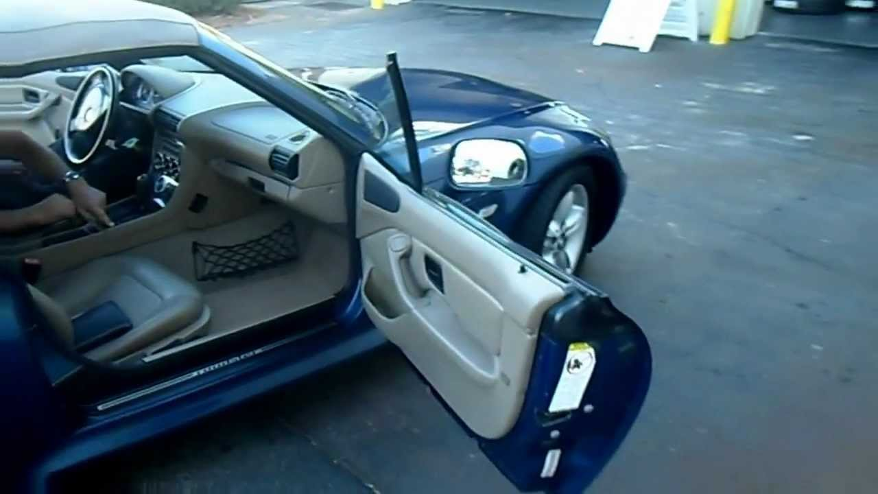 2000 Bmw Z3 Convertable For Sale At Billy Howell Ford 770