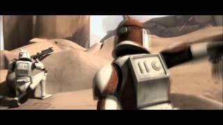Звёздные войны: Войны клонов -Thousand Foot Krutch - War of Change