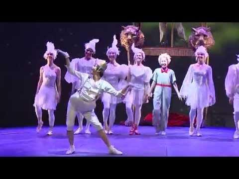 Der Kleine Prinz, getanzt von der Staatlichen Ballettschule Berlin