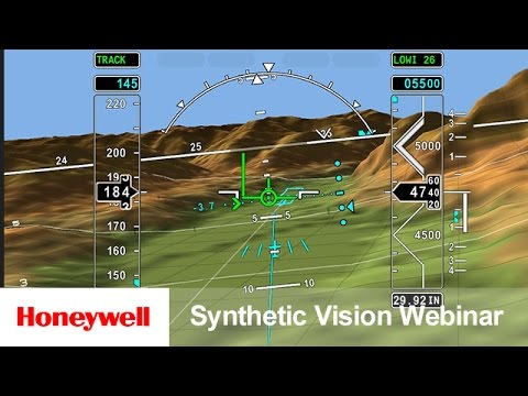 SmartView SVS Safety Evolution | Webinars | Honeywell Aviation