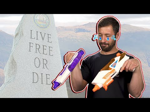 Live Free or Die? New Hampshire Gun Control! - The Legal Brief
