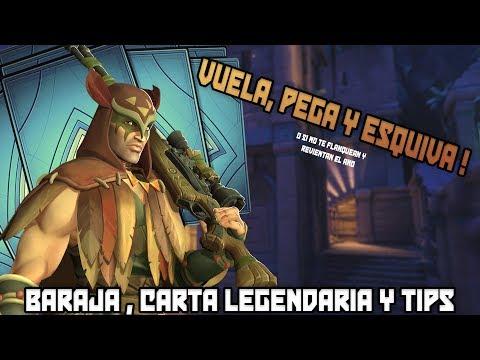 Paladins: Guia Para Strix l Cartas Legendarias , Baraja Y Trucos