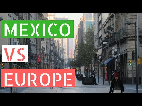 Skip Europe...Visit Mexico 🇲🇽 // Gringos in Mexico City Vlog