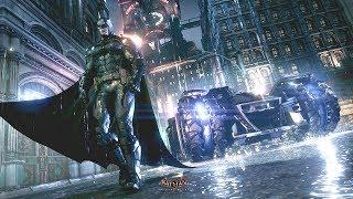 ☗ Batman: Arkham Knight \ Xbox One X Gameplay