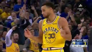 Washington Wizards vs Golden State Warriors | October 24, 2018