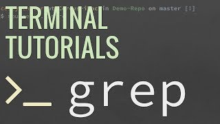 Linux/Mac Terminal Tutorial: Tнe Grep Command - Search Files and Directories for Patterns of Text