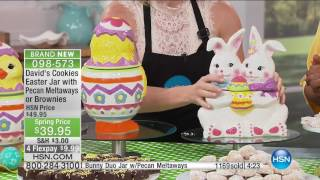 HSN | Easter Treats and Entertaining featuring David