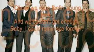 Summertime-New Kids On The Block with lyrics