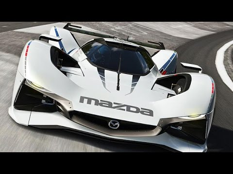 mazda lm55 vision gran turismo revealed for gt6 youtube. Black Bedroom Furniture Sets. Home Design Ideas