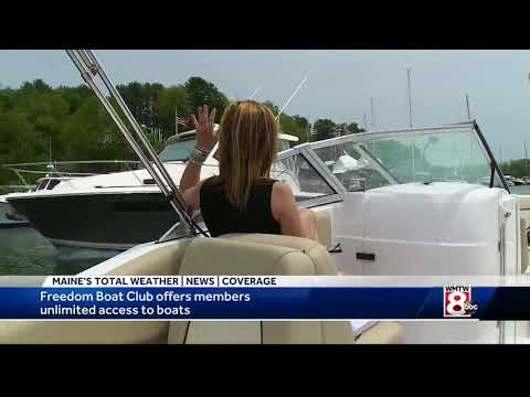 Freedom Boat Club offers members unlimited access to boats