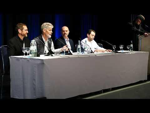 ICBC Berlin 2018 – Michael Robbie, Pete Tramm, Cem Guvendiren Jr. & Colin Bell