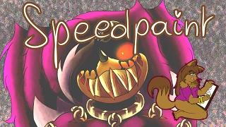 .:Speedpaint - A Killer's grin:.