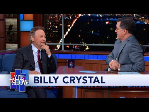 Billy Crystal Recalls Good Times With Muhammad Ali!