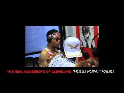 THE REAL HOUSEBOYZ OF CLEVELAND RADIO INTERVIEW - QMEDIA