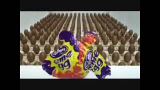 [Easter Sunday Speical] Cadbury Creme Egg Commercials but someone dies when roblox death sound