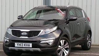 Kia Sportage KX 4 2013 Videos