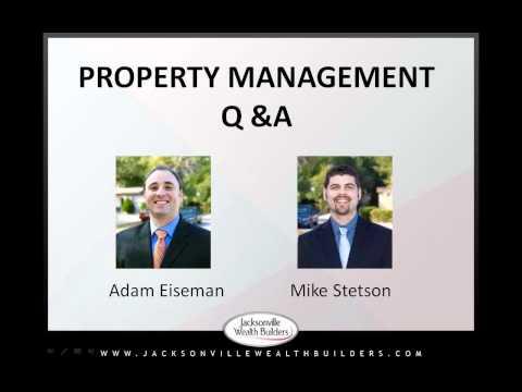 Property Management Webinar