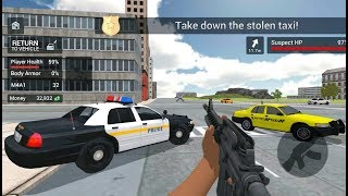 Cop Duty Police Car Simulator - Android Gameplay FHD