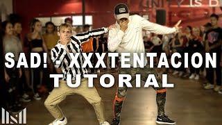 SAD! - XXXTENTACION Dance Tutorial   Matt Steffanina Choreography