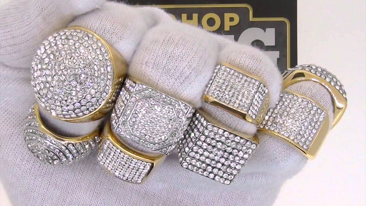 Hiphopbling Com Ip Gold Stainless Steel Bling Bling