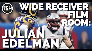 Julian Edelman (Super Bowl LIII) - Wide Receiver Film Room #001