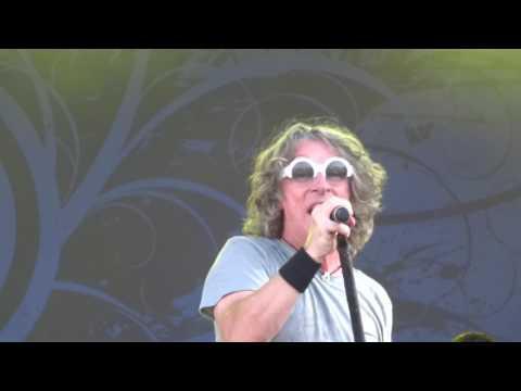 "Collective Soul ""Shine"" (HD) (HQ Audio) Live Ribfest 7/2/2017"