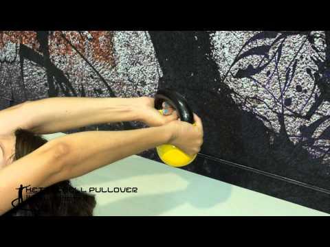 Kettlebell Pullover - Terry Fitness
