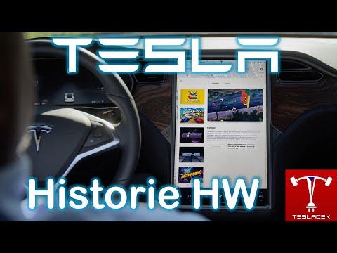 #80 Tesla Model S.3.X HW (Historie a současnost) | Teslacek