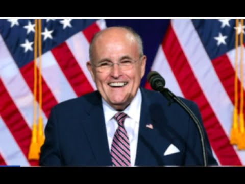 TRUMP CONSIDERING REPLACING AG SESSIONS WITH RUDY GIULIANI!