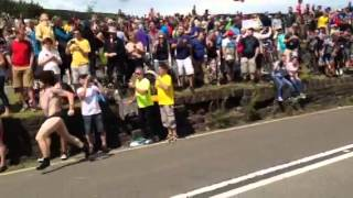 Tour de France 2014 stage 2 Yorkshire Holme moss to wood head pas