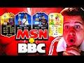 FUT 16   MSN + BBC DANS LA MÊME ÉQUIPE !