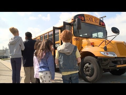 Lincoln Elementary Performing Arts School - Bus Driver Recruiting Video
