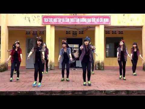 11a9-Nhảy Hiện Đại★Duyệt văn nghệ 26/3 (20/03/2014) Thpt Uông Bí ( Khoá 2012-2015)