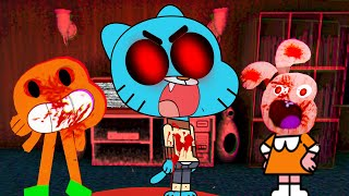 GUMBALL.EXE | The Grieving Lost Episode (THE AMAZING WORLD OF GUMBALL LOST EPISODE) creepypasta