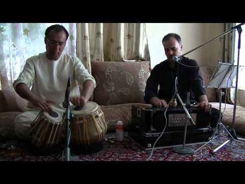 Mustafa Wafa Qasai Del Afghan song 2013