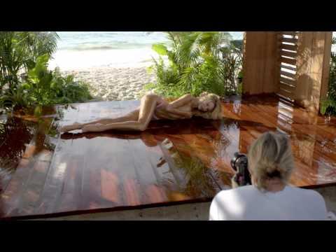Victoria's Secret Swim Special:  Behind-the-Scenes