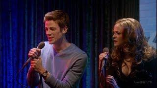 Песня Барри и Кэйтлин   Флэш (1 сезон 12 серия)