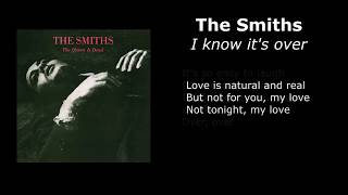 Watch Smiths I Know Its Over video